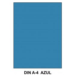 Goma eva liderpapel en formato din a-4 de 60 grs/m². color amarillo, paquete de 10 uds.