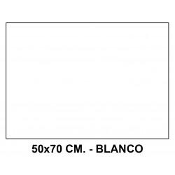 Goma eva liderpapel en formato 50x70 cm. de 60 grs/m². color blanco.