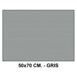 Goma eva liderpapel en formato 50x70 cm. de 60 grs/m². color gris.