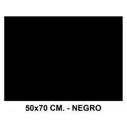 Goma eva liderpapel en formato 50x70 cm. de 60 grs/m². color negro.