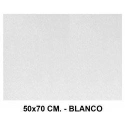 Goma eva con textura toalla liderpapel en formato 50x70 cm. de 60 grs/m². color blanco.