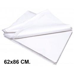 Papel manila csp en formato 62x86 cm. de 28 grs/m². color blanco, paquete de 500 hojas.