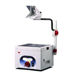 Retroproyector fijo 3m serie 1600 lente triple.