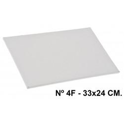 Cartón entelado en tela 100% de algodón artist en formato 33x24 cm. nº 4f.