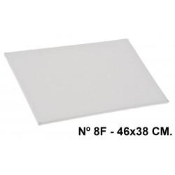 Cartón entelado en tela 100% de algodón artist en formato 46x38 cm. nº 8f.