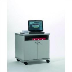 Mesa multifunción copiant 50 600x600x500 mm. en color gris.