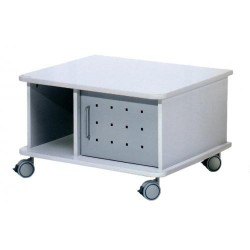 Mueble multiuso rocada rd-4025 430x750x600 mm. en color gris.