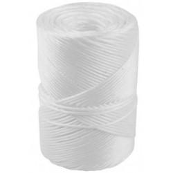 Cuerda de rafia en color blanco, bobina de 600 mts.