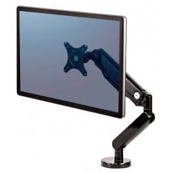 Brazo para monitor fellowes platinum series™, color negro.
