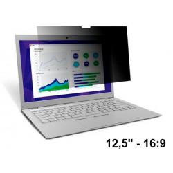 """Filtro de privacidad 3m™ comply™ para portátil de 12,5"""" 16:9"""