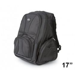 "Mochila para portátil kensington contour™ de 15,6"", color negro."