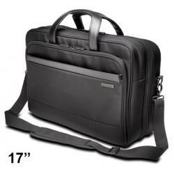 """Maletín para portátil kensington contour™ 2.0 pro de 17"""", color negro."""