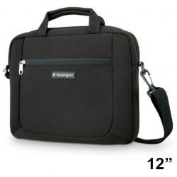 """Maletín para portátil kensington sp12 de 12"""", color negro."""