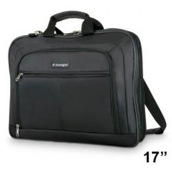 """Maletín para portátil kensington sp45 classic de 17"""", color negro."""