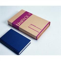 Caja para envío de libros unipack 330x225x95 mm.