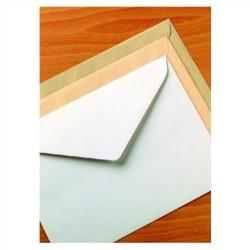 Sobre plano-print offset blanco de 190x250 mm.