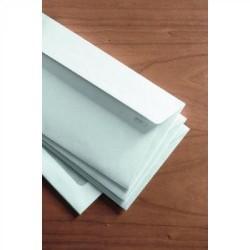 Sobre konstancia con solapa recta offset blanco de 80 grs. en 105x215 mm. especial para ensobradora.