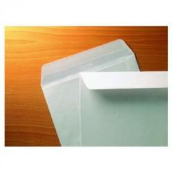 Bolsa plano-print offset extra blanco de 370x450 mm.