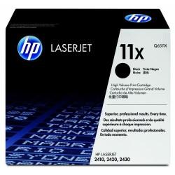Toner laser hewlett packard laserjet 2400/2410 negro.