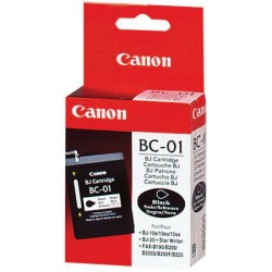 Cartucho ink-jet canon bjc-200/210/230/240/250/1000 bj-10/10e/10x negro.