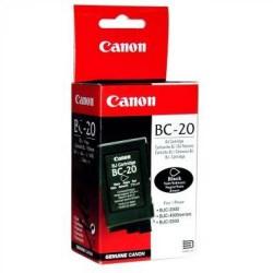 Cartucho ink-jet canon bjc-2100/4100/5500 negro.