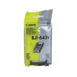 Cartucho ink-jet canon bjc-800/820/880 amarillo.