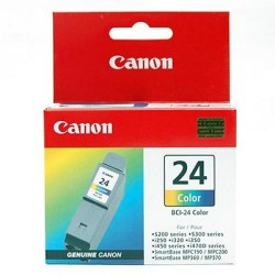 Cartucho ink-jet canon s200/300/330 color pack de 2 uds.