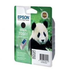 Cartucho ink-jet epson stylus color 400/460/640/660 negro.