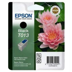 Cartucho ink-jet epson stylus color 480/580 negro.