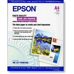Paquete de 30 hojas de epson photo quality ink-jet paper en din a-2 de 105 grs.