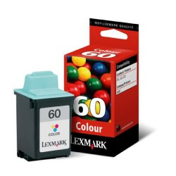Cartucho ink-jet lexmark z12/z22/z32 color.