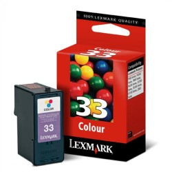 Cartucho ink-jet lexmark z800/x5250/p6250/x7170/x5200 color.