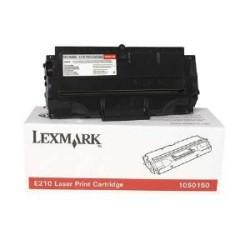 Toner laser lexmark e210 negro.