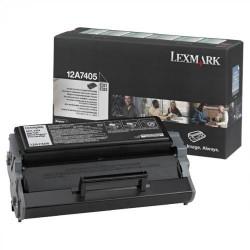 Toner laser lexmark optra e321/323 negro.