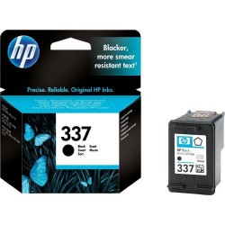 Cartucho ink-jet hewlett packard photosmart 2575/2570/8050/c4100/c4180 nº 337 negro.