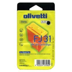 Cartucho ink-jet olivetti fax lab 220/270 fj31 negro.