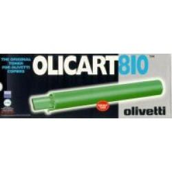 Toner laser fotocopiadora olivetti 7025/8010 olicart 8010 negro.