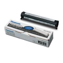 Toner laser fax panasonic kx-fl501 kx-flm551 negro.