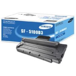 Toner laser samsung sf-5100/5100p negro.