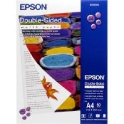 Paquete de 50 hojas de epson matte double sided en din a-4 de 178 grs.