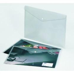 Pack de 20 sobres de polipropileno transparente carchivo en din a-3 apaisado.