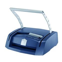 Encuadernadora leitz impressbind 280 con capacidad de encuadernación máxima de 280 hojas.