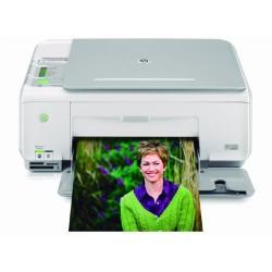 Equipo multifunción ink-jet color hp photosmart c3180.