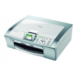 Equipo multifunción ink-jet color brother dcp-350c.