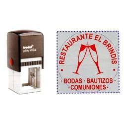 Sello automático personalizado trodat printy 4924/46040.