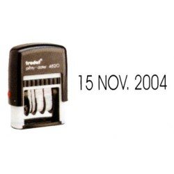 Fechador automático trodat printy 4820.