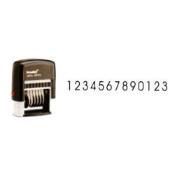 Numerador automático con 13 bandas trodat printy 48313.