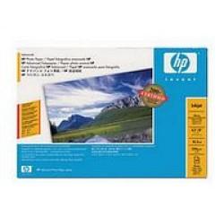 Paquete de 25 hojas de hewlett packard photo paper satinado avanzado en din a-3+ de 250 grs.
