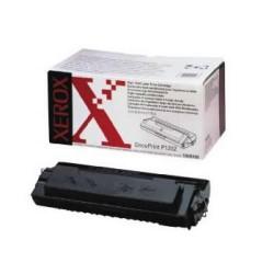 Toner laser xerox p1202 negro.