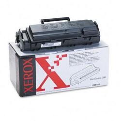 Toner laser xerox wc390 negro.